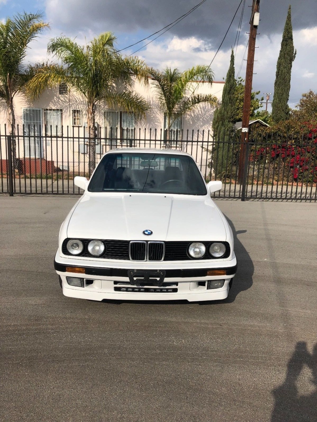 Bmw E30 325is 2 Door Coupe Vintage Alpine White Brothers