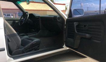 BMW E30 325iS 2 Door Coupe Vintage Alpine White full